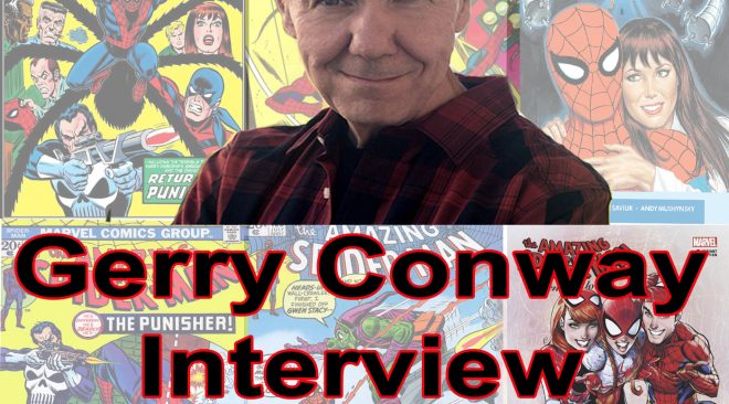 Podcast # 444- Gerry Conway Interview