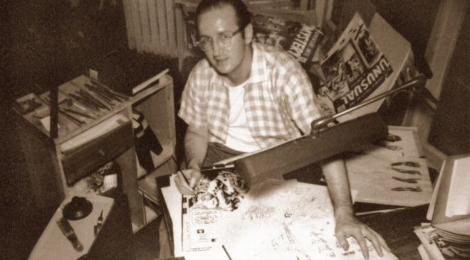 Happy 89th Birthday Steve Ditko