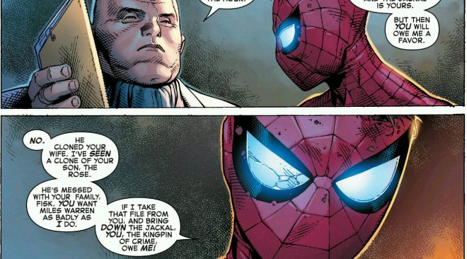 The Clone Conspiracy #3 Mega-Review (Spoilers)