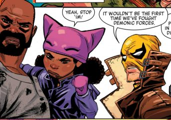 Power Man and Iron Fist: Sweet Christmas