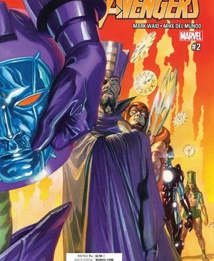 Avengers (2016) #2 Review: A Spider-Centric Bogenriederspective