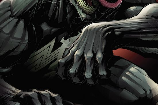 Venom (2016) #1 Review