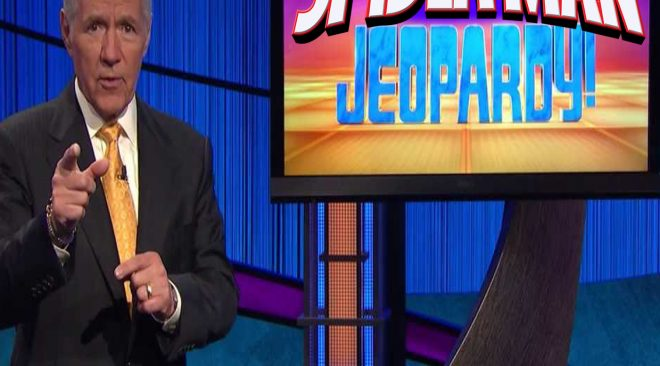 Podcast #447: 2016 Spider-Jeopardy with the Review Staff