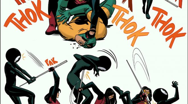 Spider-Woman #14 Review (Spoilers)