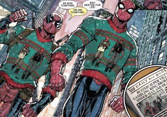 Spider-man/ Deadpool 12# Review