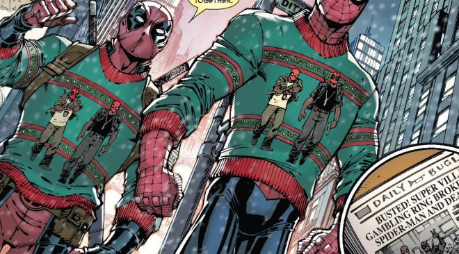 Spider-man/ Deadpool 12# Review