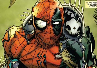 Spider-man / Deadpool 13# Review