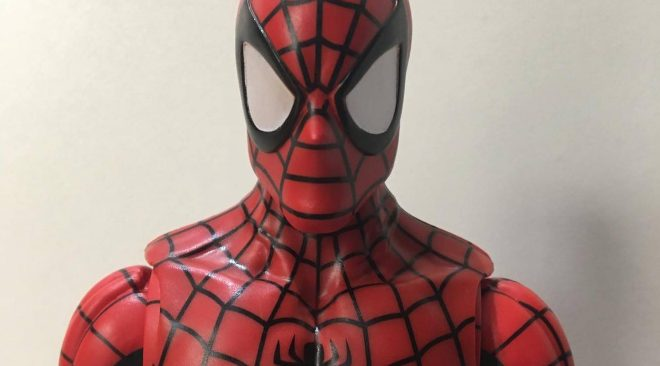 "Marvel Legends 12"" Spider-Man"