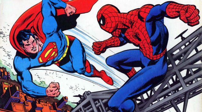 Revisiting Superman vs The Amazing Spider-Man