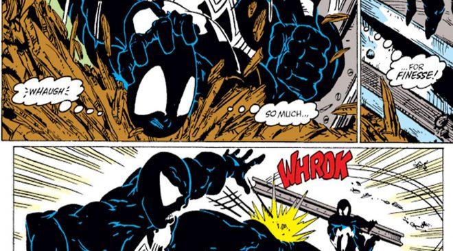 Podcast #453 Friday Night Venom Fight