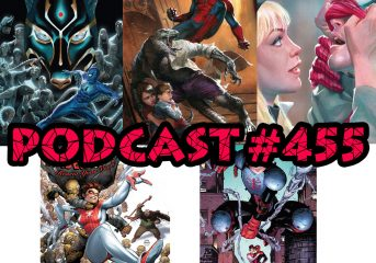 Podcast #455-ASM 22 & 23, Clone Conpiracy #4, Renew  Your Vows #2 & 3 Reviews