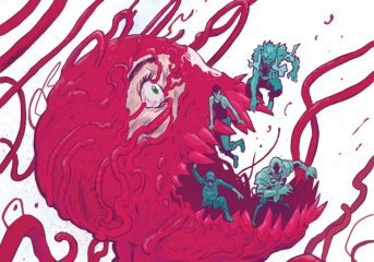 Carnage (2015) #16 Review