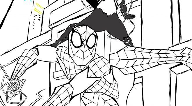 Friendly Neighborhood Spider-Man (2016) #7 Solicit