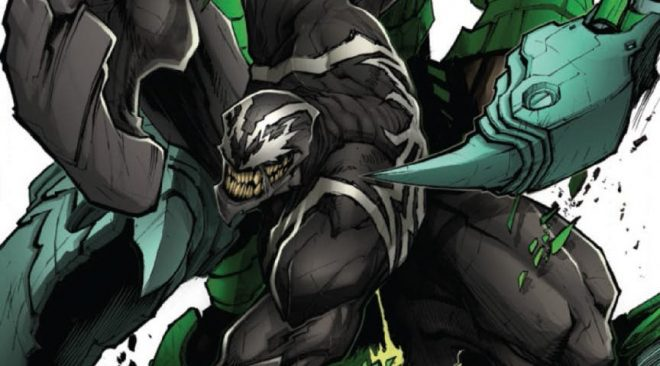Venom (2016) #4 Review & Special Venom Announcement