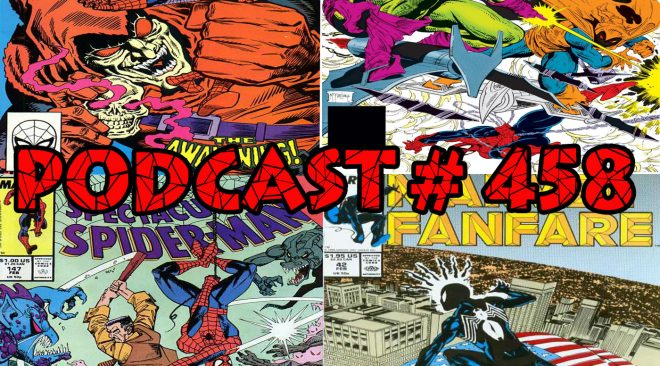 Podcast #458-Spider-History February 1989