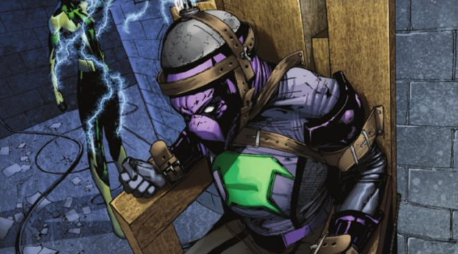 Prowler #3 Review