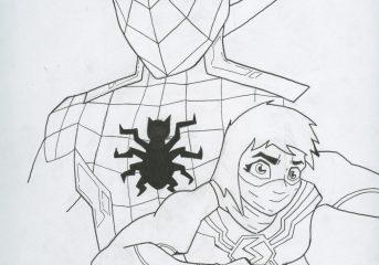 Friendly Neighborhood Spider-Man (2016) #8 Solicit