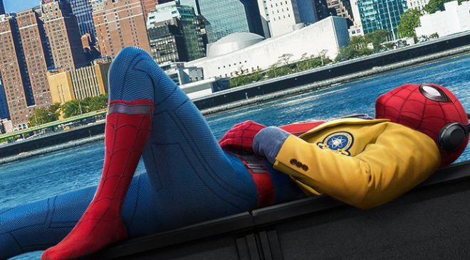 UPDATED: Sony Releases New Spider-Man: Homecoming Poster (Two Versions)