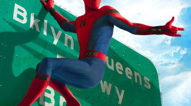 Sony Unveils Yet Another Spider-Man: Homecoming Poster