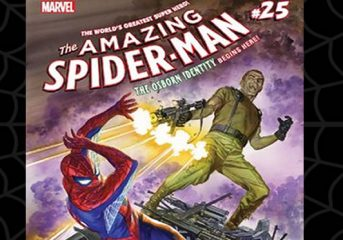 Alford Notes: Amazing Spider-Man #25