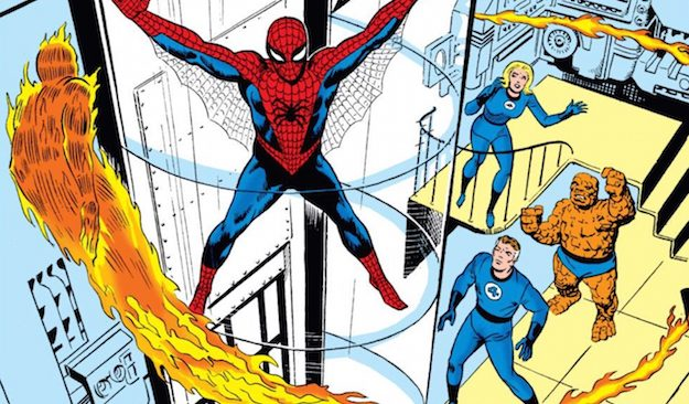 Tangled Webs: Top Spider-Man Stories 50-41