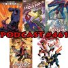 Podcast #461-Reviews ASM (Vol 4) #25 &26, Clone Conspiracy, Renew Your Vows # 5 & 6