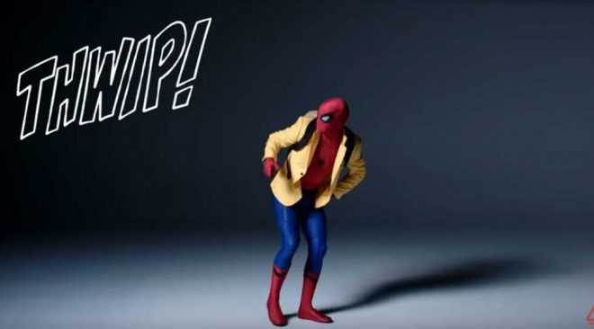 "Bruno Mars Meet Spider-Man in ""That Spidey Life"""