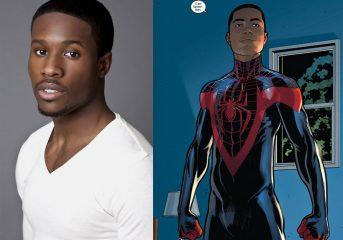Shameik Moore cast as Mile Morales in Animated Spider-Man Movie