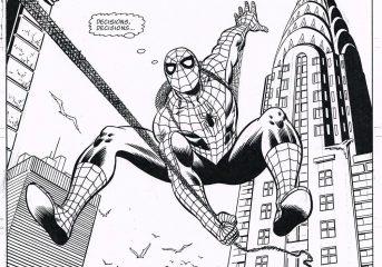Details on Lost Spider-Man Graphic Novel