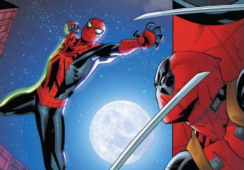 Spider-man/Deadpool 17#