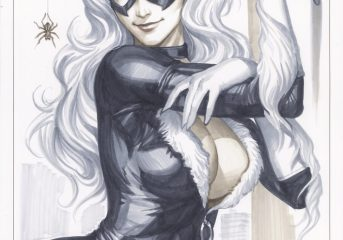Friendly Neighborhood Spotlight: Black Cat Solicit
