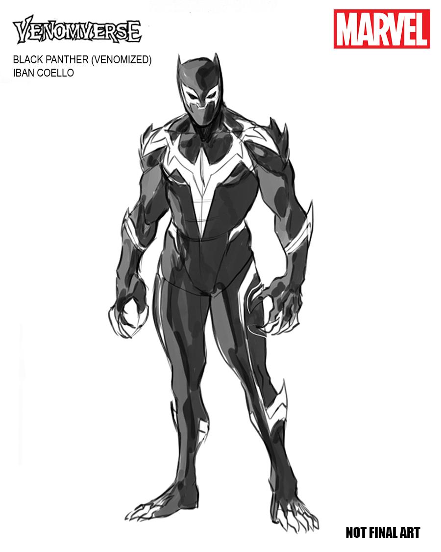 Preview Of Venomverse Spider Man Crawlspace