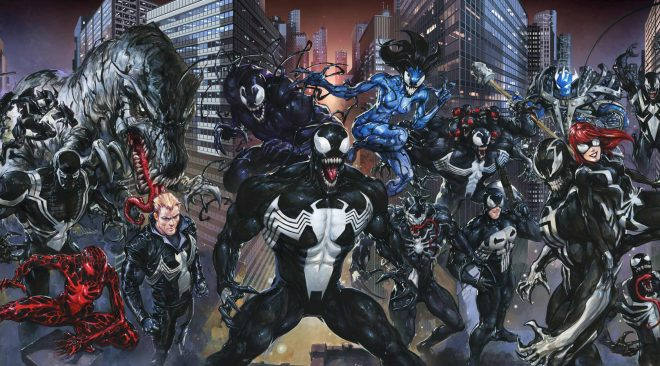 Preview of Venomverse