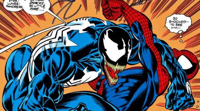 Variety: Tom Hardy Cast As Venom, Director Named