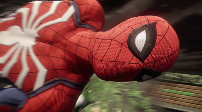 The New Spider-man Game Looks Epic: Here's What We Know So Far