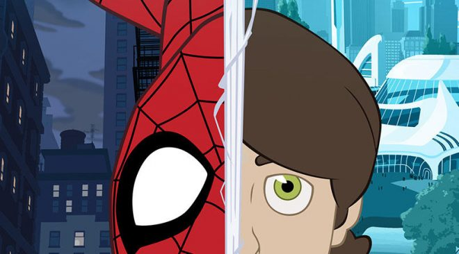 "First Look at ""Marvel's Spider-Man"" Cartoon on Disney XD"