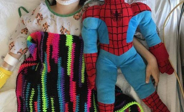 Gabby Millay, AKA Biggest Spider-Man Fan, Needs Your Help