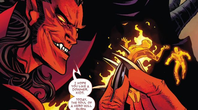 Spider-man/Deadpool #18 Review