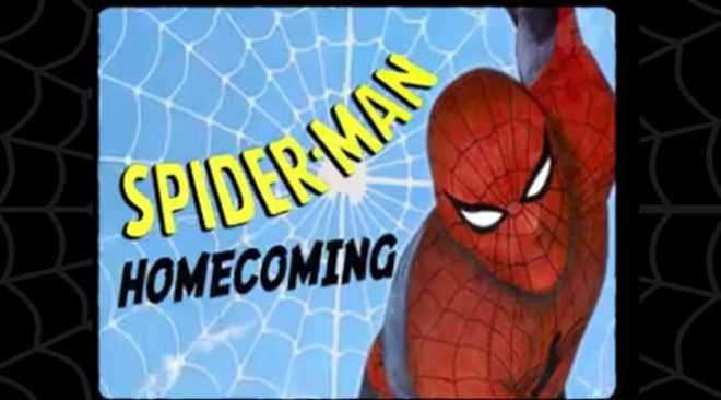 The 1970s Spider-Man: Homecoming Trailer