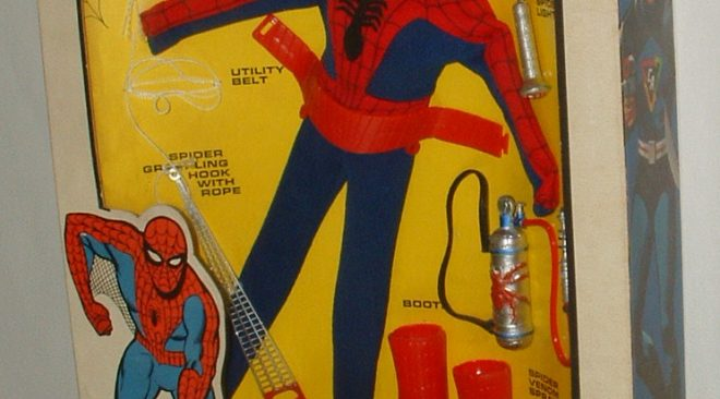 Spider-Man Toy Sells for $22,777