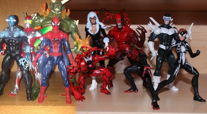 Marvel Legends: Amazing Spider-Man 2 wave review