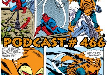 Podcast #466 Friday Night Hobgoblin Fight