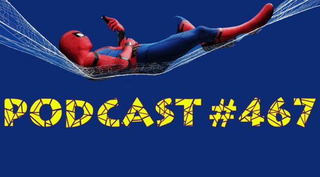 Podcast #467-Spider-News, New Trailer Reactions, Sable & Cat Movie, New Venom Movie, Lost Spidey GN,