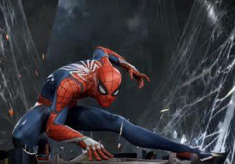 PS4 Spider-Man Gameplay
