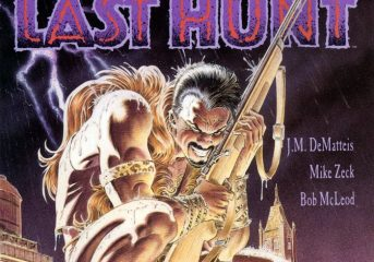 DeMatteis Reflects on Kraven's Last Hunt's 30th Anniversary