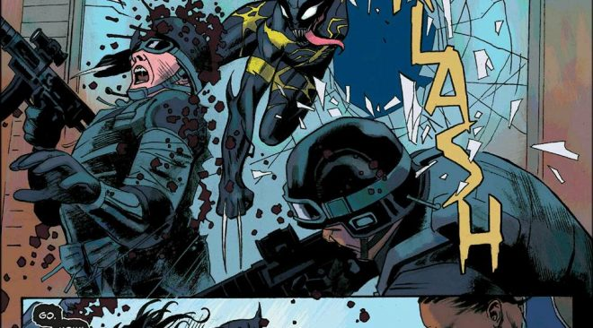 Edge of VenomVerse #1 Review (Spoilers)