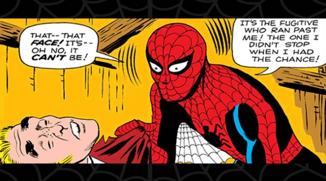 Cobwebs #41: WHIZZZZT! (or - The Annotated Amazing Fantasy #15)