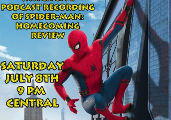 Watch the Crawlspace Podcast Live Review Homecoming