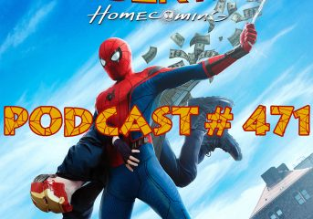 Podcast # 471 Homecoming Movie Review