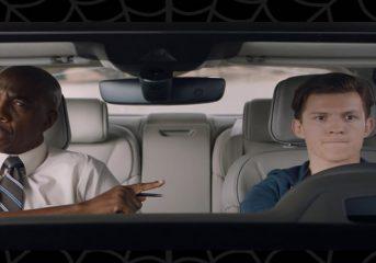 Spider-Man Driving Test